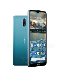 """Nokia TA-1270 2.4 6.5 """", Fjord Blue, IPS LCD, 720 x 1600 pixels, Mediatek MT6762 Helio P22, Dual SIM, Nano-SIM, 5.0, Internal RA"""