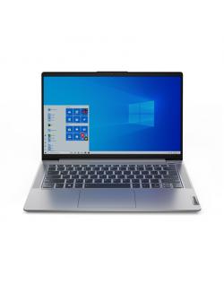 "Lenovo- IdeaPad 5 14ARE05 Platinum Grey, 14.0 "", TN, Full HD, 1920 x 1080, Matt, AMD, Ryzen 5 4500U, 8 GB, SSD 512 GB, AMD Radeon, No Optical drive, Windows 10 Home, 802.11ax, Bluetooth version 5.1, Keyboard language English, Keyboard backlit, Warranty 24 month(s), Battery warranty 12 month(s)"