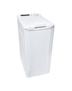 Candy Washing machine CSTG 262DE/1-S Top loading, Washing capacity 6 kg, 1200 RPM, A+++, Depth 60 cm, Width 40.5 cm, White, NFC