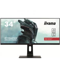 "Iiyama Gaming GB3461WQSU-B1 34 "", IPS, 3440 x 1440 pixels, 21:9, 1 ms, 350 cd/m², Black matte, HDCP Headphone connector, Warranty 36 month(s)"