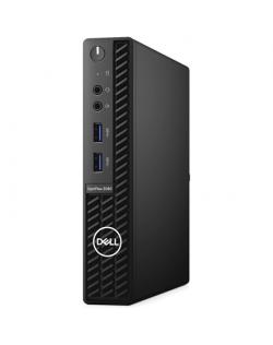 Dell OptiPlex 3080 Desktop, Micro, Intel Core i5, i5-10500T, Internal memory 8 GB, DDR4, SSD 256 GB, Intel HD, Keyboard language
