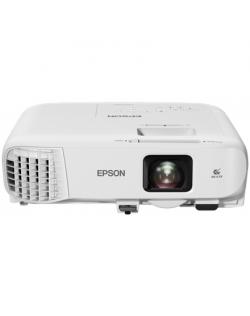 Epson 3LCD projector EB-982W WXGA (1280x800), 4200 ANSI lumens, White