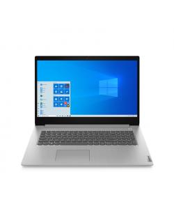 "Lenovo- IdeaPad 3 17IML05 Platinum Grey, 17.3 "", TN, HD+, 1600 x 900, Matt, Intel Core i5, i5-10210U, 8 GB, SSD 128 GB, Intel UHD, No Optical drive, Windows 10 Home, 802.11ac, Bluetooth version 5.0, Keyboard language English, Warranty 24 month(s), Battery warranty 12 month(s)"