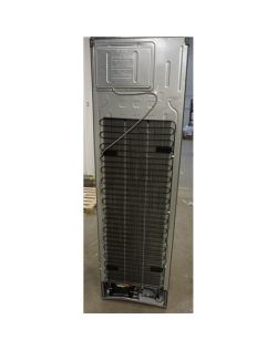 SALE OUT. LG Refrigerator GBB72SAEFN A+++, Free standing, Combi, Height 203 cm, No Frost system, Fridge net capacity 277 L, Freezer net capacity 107 L, Display, 36 dB, Stainless steel, DAMAGED PACKAGING, SCRATCHED, DENTS ON FRONT DOOR, SIDES AND BOTTOM