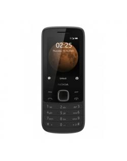 """Nokia 225 4G TA-1316 Black, 2.4 """", TFT, 240 x 320 pixels, 64 MB, 128 MB, Dual SIM, Nano-SIM, 3G, Bluetooth, 5.0, USB version Mic"""