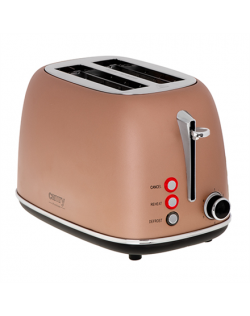 Camry Toaster CR 3217 Power 1000 W, Number of slots 2, Bronze