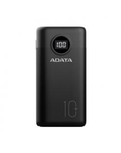 ADATA AP10000QCD Power Bank Black Li-ion battery 10000mAh