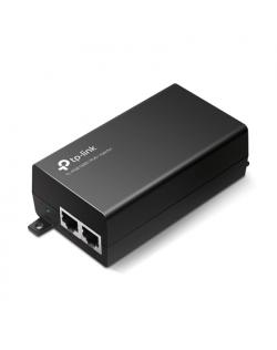 TP-LINK PoE+ Injector Adapter TL-POE160S Ethernet LAN (RJ-45) ports 1x10/100/1000Mbps RJ45 data-in port, 1x10/100/1000Mbps RJ45