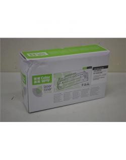 SALE OUT. ColorWay CW-H287EU Toner Cartridge, Black ColorWay Toner Cartridge, Black, CF287A (87A), DAMAGED PACKAGING