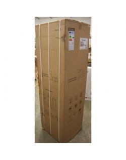 SALE OUT. Candy Refrigerator CKBBS 100 A+, Built-in, Combi, Height 177 cm, Fridge net capacity 190 L, Freezer net capacity 60 L, 40 dB, White, DAMAGED PACKAGING, DAMAGED BACK LEFT CORNER, SMALL DENT ON FRONT DOORS CORNER.