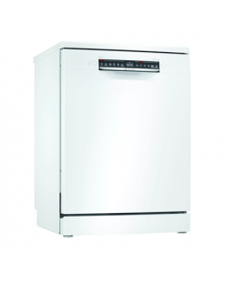 Bosch Dishwasher SMS4HVW33E Free standing, Width 60 cm, Number of place settings 13, Number of programs 6, D, Display, AquaStop