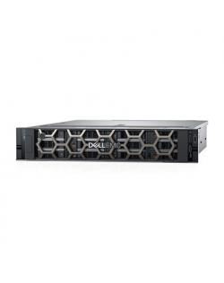 "Dell PowerEdge R540 Rack (2U), Intel Xeon, Silver 1x4214, 2.2 GHz, 16.5 MB, 24T, 12C, RDIMM DDR4, 2666 MHz, No RAM, No HDD, Up to 12 x 3.5"", Hot-swap hard drive bays, PERC H730P 2GB, Dual, Hot-plug, Redundant, Power supply 750 W, On-Board LOM 2x1Gb, iDRAC9 Enterprise, Sliding Rails, No OS, Warranty Basic Onsite 36 month(s)"
