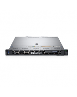 "Dell PowerEdge R440 Rack (1U), Intel Xeon, 1x Silver 4214, 2.2 GHz, 16.5 MB, 24T, 12C, RDIMM, 2666 MHz, No RAM, No HDD, Up to 8 x 2.5"", Hot-swap hard drive bays, PERC H730P, Dual, Hot-plug, Redundant, Power supply 550 W, On-Board LOM Dual Port 1GBE, iDRAC9 Enterprise, Sliding Rails, No OS, Warranty Basic Onsite 36 month(s)"