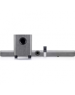 Edifier Wall Mountable Speaker for TV B8 Grey, Bluetooth, Wireless connection