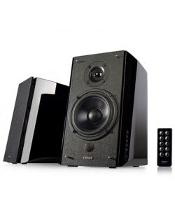 Edifier R2000DB Speaker type 2.0, 3.5mm/Bluetooth/Optical/Coaxial, Black, 120 W, Bluetooth