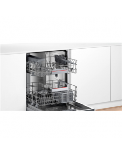 Bosch Serie 6 Dishwasher SMV6ZAX00E Built-in, Width 60 cm, Number of place settings 13, Number of programs 6, C, AquaStop functi