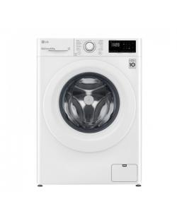 LG Washing machine F2WN2S6N3E A+++ -20%, Front loading, Washing capacity 6.5 kg, 1200 RPM, Depth 45.5 cm, Width 60 cm, Display,
