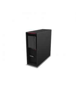 Lenovo ThinkStation P620 Workstation, Tower, AMD, Ryzen Threadripper PRO 3955WX, Internal memory 64 GB, 2 x 32GB RDIMM DDR4-3200 ECC, SSD 512 GB, 9.0mm DVD±RW, Keyboard language English, Windows 10 Pro, Warranty 36 month(s)