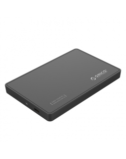 Orico 2.5 inch Type-C Hard Drive Enclosure 2588C3-BK-BP SATA I, II, III, USB Type-C