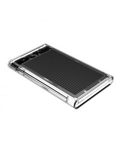 Orico 2.5-Inch Hard Drive Enclosure 2179U3-BK-BP SATA, USB 3.0 Micro B, 7-9.5 mm