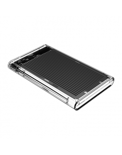 Orico 2.5-Inch Hard Drive Enclosure 2179C3-BK-BP SATA, USB 3.1 Type-C, 7-9.5 mm
