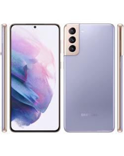 "Samsung Galaxy S21+ 5G Violet, 6.7 "", Dynamic AMOLED, 1080 x 2400, Qualcomm SM8350 Snapdragon 888 (5 nm), Internal RAM 8 GB, 256 GB, Dual SIM, Nano-SIM, 3G, 4G, 5G, Main camera 12+64+12 MP, Secondary camera 10 MP, Android, 11, 4800 mAh"