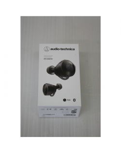 SALE OUT. Audio Technica ATH-CKS5TW Headphones, In-Ear, Wireless, Microphone, Black Audio Technica Headphones ATH-CKS5TWBK Dynam