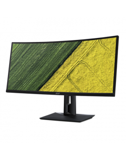 """Acer Monitor CZO Series CZ340CKBbmijqphuzx 34 """", IPS, 3440 x 1440 pixels, 21:9, 5 ms, 300 cd/m², Black"""