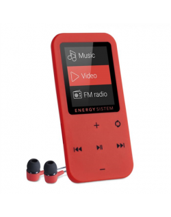 Energy Sistem MP4 Touch, Coral