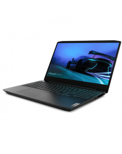 "Lenovo- IdeaPad Gaming 3 15IMH05 Onyx Black, 15.6 "", IPS, Full HD, 1920 x 1080, Matt, Intel Core i7, i7-10750H, 8 GB, SSD 256 GB, NVIDIA GeForce GTX 1650, GDDR6, 4 GB, No Optical drive, Windows 10 Home, 802.11ax, Bluetooth version 5.0, Keyboard language English, Keyboard backlit, Warranty 24 month(s), Battery warranty 12 month(s)"