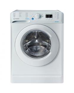 INDESIT Washing machine BWSA 61051 W EU N A +++, Front loading, Washing capacity 6 kg, 1000 RPM, Depth 42.5 cm, Width 59.5 cm, D