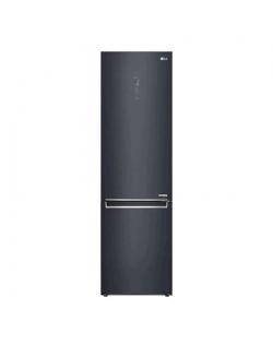 LG Refrigerator GBB92MCACP A +++, Free standing, Combi, Height 203 cm, No Frost system, Fridge net capacity 277 L, Freezer net c
