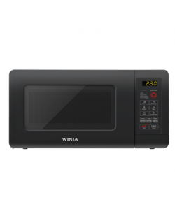 Winia Microwave oven KOR-5A0BBW Free standing, 500 W, Black