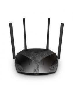 Mercusys AX1800 Dual-Band WiFi 6 Router MR70X 802.11ax, 1201+574 Mbit/s, 10/100/1000 Mbit/s, Ethernet LAN (RJ-45) ports 3, Anten