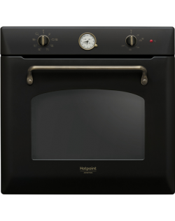 Hotpoint Oven FIT 801 H AN HA 73 L, Electric, Steam cleaning, Mechanical, Height 59.5 cm, Width 59.5 cm, Anthracite