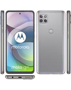 "Motorola Moto G XT2113-3 Grey, 6,7 "", LTPS IPS LCD, 1080 x 2400 pixels, Qualcomm SM7225 Snapdragon 750G, Internal RAM 4 GB, 64 GB, microSDXC, Dual SIM, Nano-SIM, 3G, 4G, 5G, Main camera 48+8+2 MP, Secondary camera 16 MP, Android, 10.0, 5000 mAh"
