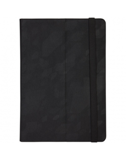 "Case Logic CBUE1210 SureFit 11 "", Black, Folio, Polyester"