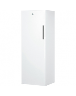 INDESIT Freezer UI6 1 W.1 A +, Upright, Free standing, Height 167 cm, Total net capacity 233 L, White