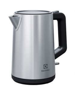 Electrolux Create 4 Kettle E4K1-4ST Electric, 2400 W, 1.7 L, Stainless steel/Plastic, 360° rotational base, Stainless steel