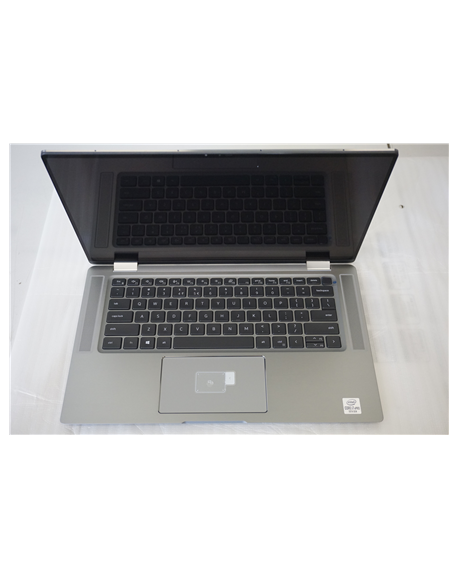 SALE OUT. Dell Latitude 9510 2in1 AG FHD Touch i7-10610U/8GB/512GB/UHD620/Win10 Pro/ENG Backlit kbd/ Dell USED AS DEMO