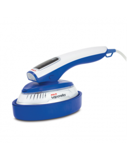 Polti Steam iron Vaporella Vertical Styler GSM20 Handheld, 1000 W, 0.06 L, Up to 20 g/min, Blue/White