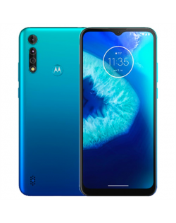 "Motorola Moto G8 Power Lite Blue, 6.5 "", IPS LCD, 720 x 1600 pixels, Mediatek MT6765 Helio P35, Internal RAM 4 GB, 64 GB, microSD, Dual SIM, Nano-SIM, 3G, 4G, Main camera 16+2+2 MP, Secondary camera 8 MP, Android, 9.0, 5000 mAh"