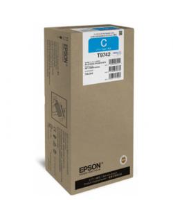 Epson Cartrige C13T974200 XXL Ink Supply Unit, Cyan