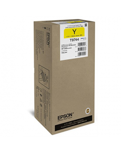 Epson Cartrige C13T974400 XXL Ink Supply Unit, Yellow