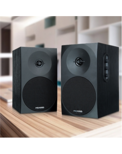 Microlab B 70 Speaker type 2.0, 3.5mm, Black, 20 W