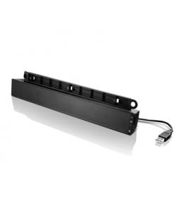 Lenovo USB Soundbar 0A36190 Speaker type Soundbar, USB, Black, 2.5 W