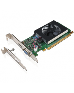 Lenovo Low-profile NVIDIA, 2 GB, GeForce GT 730, GDDR5, PCI Express 2.0, Processor frequency 902 MHz