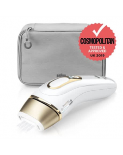 Braun Epilator PL 5117 IPL Hair Removal System, Bulb lifetime (flashes) 400000, Number of intensity levels 10, Number of speeds