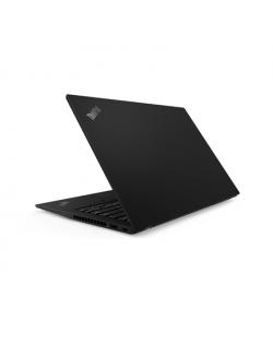 """Lenovo ThinkPad T490s LTE ready, Black, 14.0 """", IPS, Full HD, 1920 x 1080 pixels, Matt, Intel Core i5, i5-8265U, 16 GB, SSD 256"""