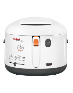 TEFAL Fryer Filtra One FF162131 Power 1900 W, Capacity 2.1 L, White